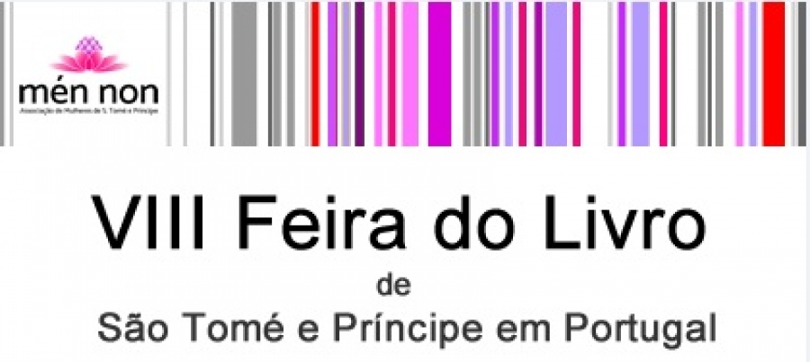 VIII Book Fair of São Tomé e Príncipe in Portugal