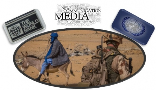 Foreign Interventions in West Africa and the Sahel (1989-2019)