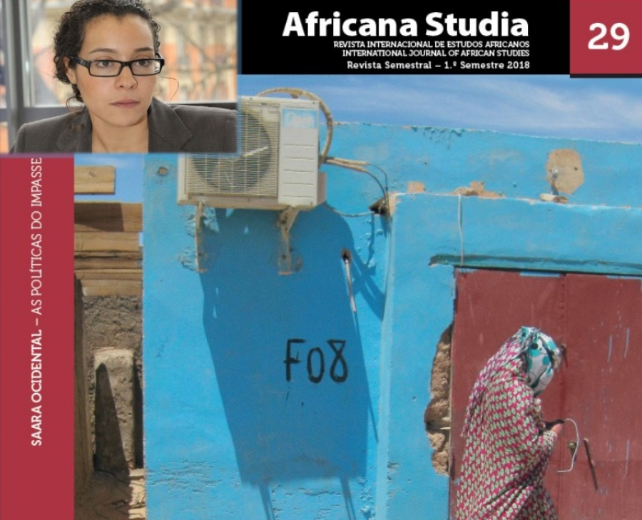 Africana Studia no 29 Presentation - Western Sahara: the dead-end policies