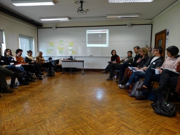 2nd ED Community meeting was held at the Faculdade de Letras da Universidade do Porto - 2019
