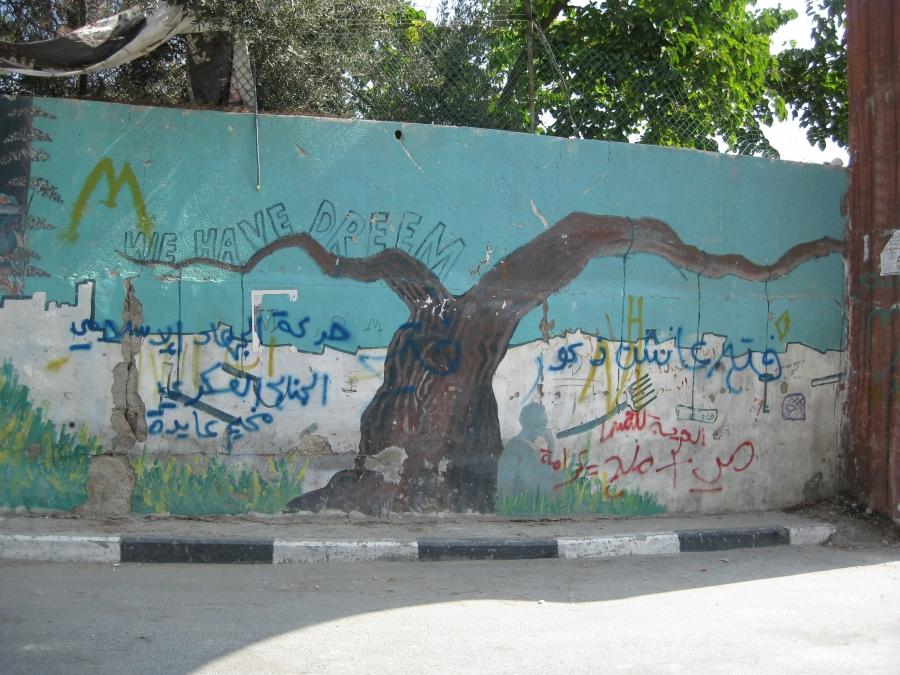 Palestine: Environment and Conflict - New call for papers