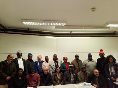 Advanced Training for Nigerian Trade Union Officers