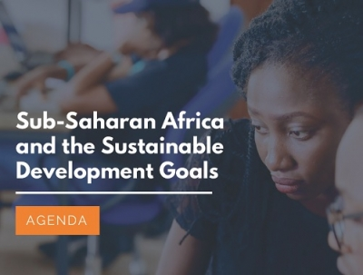 Conference Sub-Saharan Africa and the Sustainable Development Goal